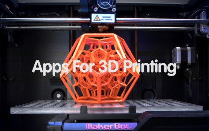 Apps For 3D Printing