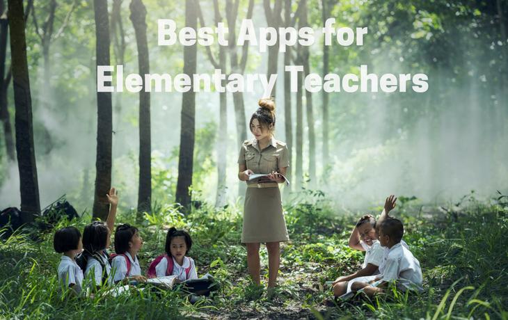 Best Apps for Elementary Teachers