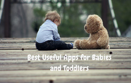 Best Useful Apps for Babies and Toddlers