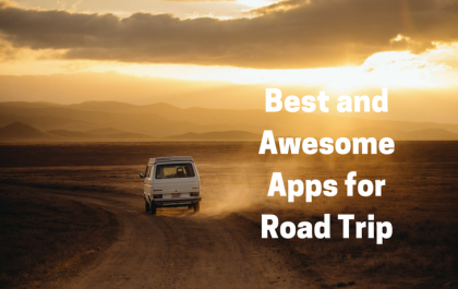 Best and Awesome Apps for Road Trip
