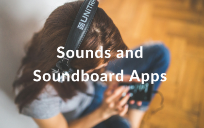 Sounds and Soundboard Apps