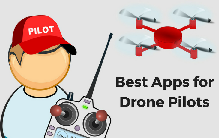 Best Apps for Drone Pilots