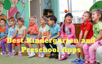 Best Kindergarten and Preschool Apps