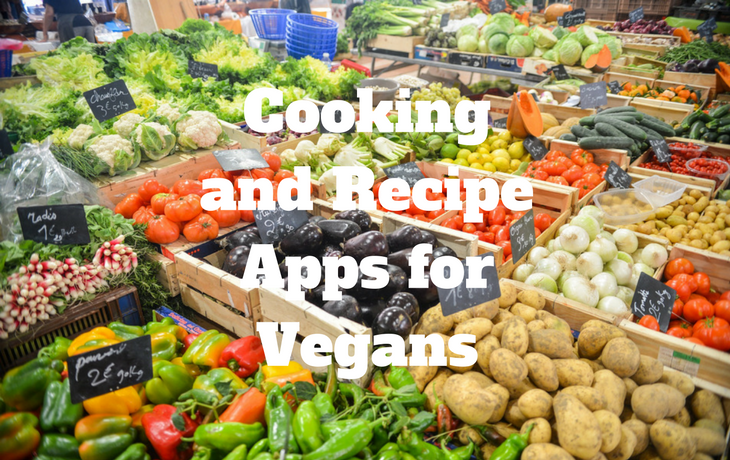 Cooking and Recipe Apps for Vegans