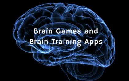 Brain Games and Brain Training Apps